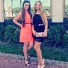 Катя и Настя